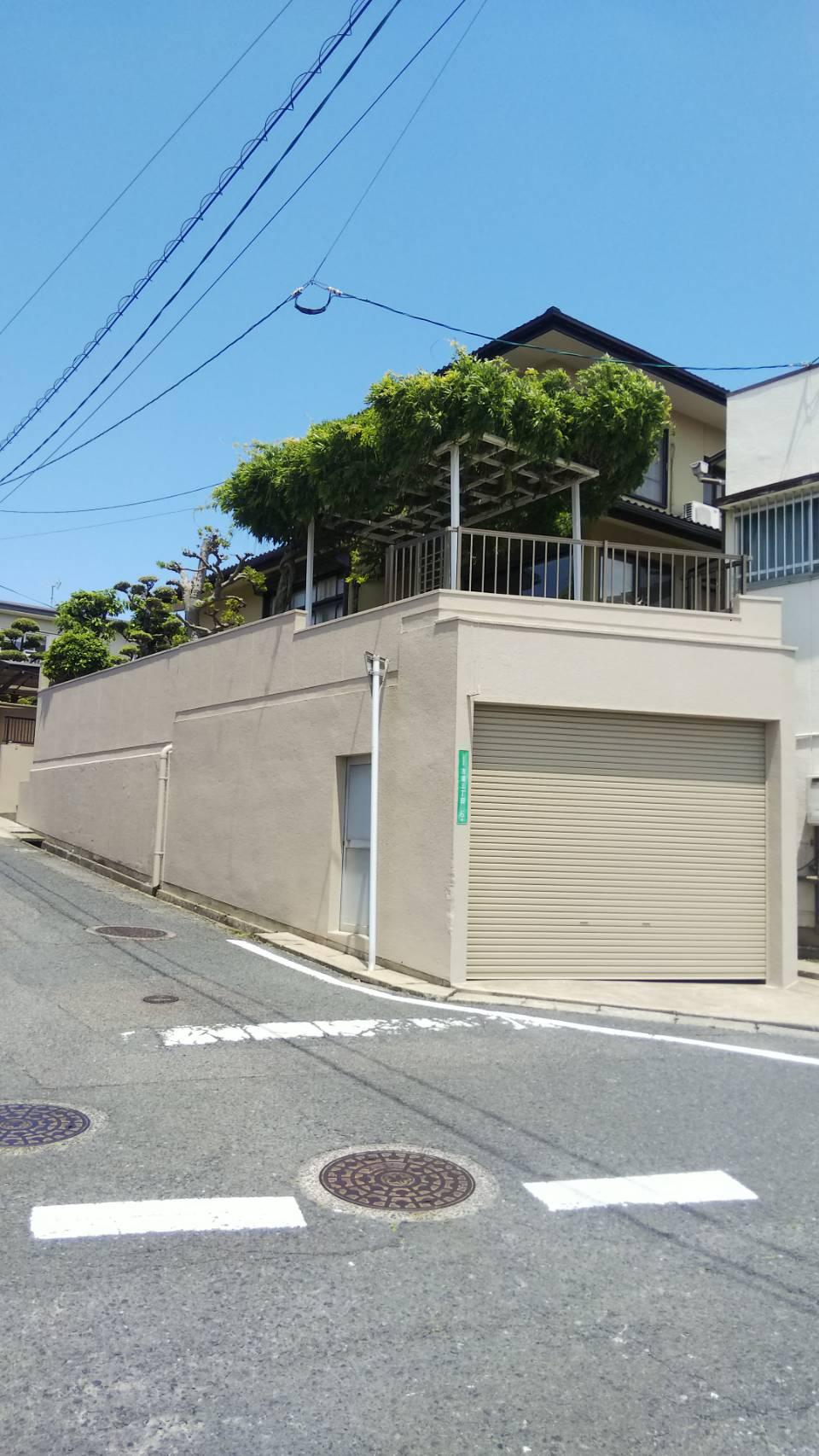 北九州市小倉南区にて外壁塗装 ~完工~
