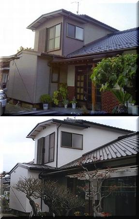 北九州市にて外壁塗装 ~完工~