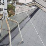 北九州市小倉南区にて屋根塗装